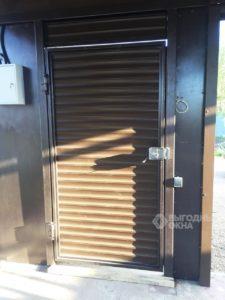 рольставни на дверь 2